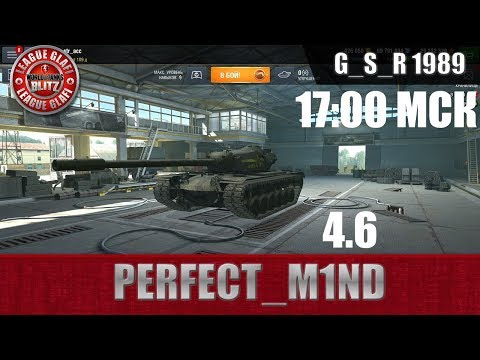 WoT Blitz - Отличное воскресенье с Perfect_M1nd - World of Tanks Blitz (WoTB)