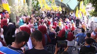 حفل استقبال الطلبة الجدد في جامعة القدس المفتوحة