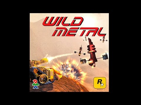 wild metal country dreamcast