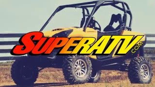 10. Can Am Commander Full Doors - SuperATV