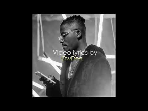 Ycee Ft Eugy - Say Bye Bye (video Lyrics)