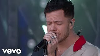 Imagine Dragons - Natural (Jimmy Kimmel Live!/2018)