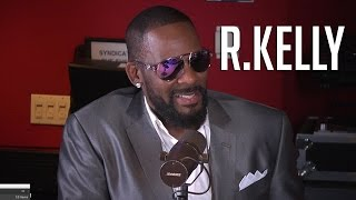 R. Kelly Hints More Trapped In The Closet? + Shares Musical Soundtrack of his Life!