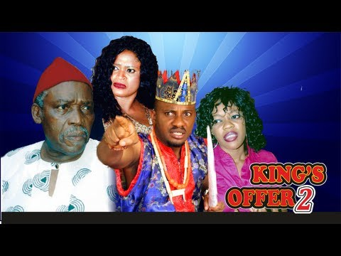 The Kings Offer 2   -   Nigeria Nollywood Movie