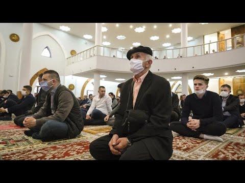 To τέλος του Ραμαζανιού εν μέσω πανδημίας