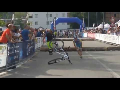 Mountai Bike Campionato Europeo Boario 2017 (видео)