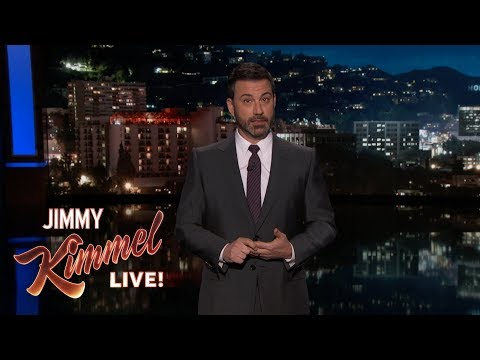 Jimmy Kimmel on Twitter War with Roy Moore