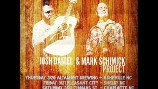 Josh Daniel & Mark Schimick Project at Altamont Brewing Co   Asheville, NC 3 20 2014 #7