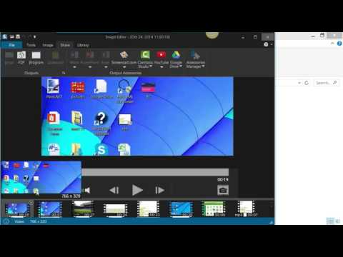 How to use Snagit - Complete Video Guide and Application in Teaching
