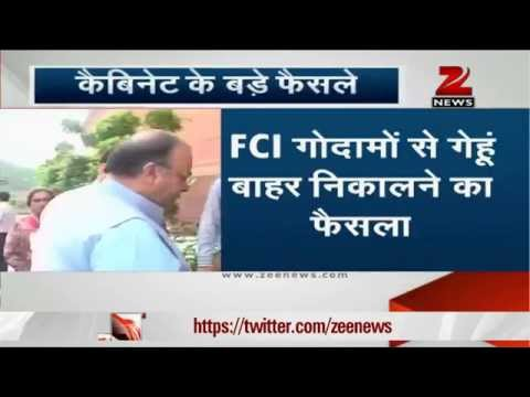 Cabinet clears 49% FDI in insurance 24 July 2014 11 AM