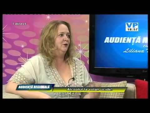 Emisiunea Audiență Regională – Florina Denis Bulgaru si Laurentiu Draghici – 29 aprilie 2015
