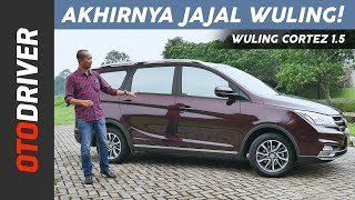 Video Wuling Cortez 1.5 2018 Review Indonesia | OtoDriver MP3, 3GP, MP4, WEBM, AVI, FLV Desember 2018