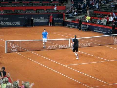 Daniel Brands  vs. Gilles Simon-Matchpoint