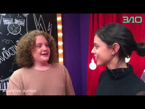 La Clique de Maripier | Noémie Lacerte rencontre Charles Kardos | La Voix Junior 2