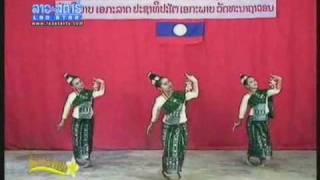 Video Lao Dance Fon Jampa Muang Lao ຟ້ອນຈຳປາເມືອງລາວ MP3, 3GP, MP4, WEBM, AVI, FLV Juni 2018