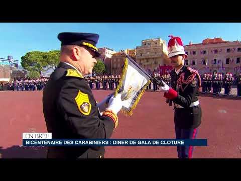 Monaco Info - Le JT : lundi 11 décembre 2017