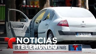 Video oficial de Noticias Telemundo. El Mal tiempo azota los EEUU de costa a costa; Auto con explosivos se estrella contra un...