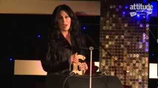 Cher - Attitude Awards Acceptance Speech