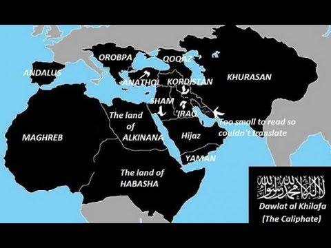 Бандеровская хунта против Исламского государства.