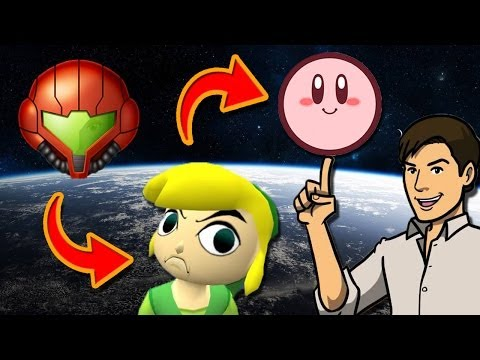 nintendo - The Shared Universe Theory ▻ https://www.youtube.com/watch?v=blaX_eMz3Qw&index=36&list=PL35FE5C4B157509C9 Become a Theorist! ▻▻ http://bit.ly/1qV8fd6 Is Smas...