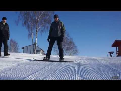 Сноуборд обучение. Часть 1  Упражнения и правильное их выполнение