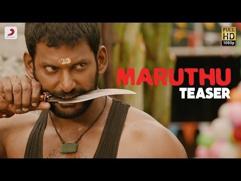 Maruthu – Official Teaser | Vishal, Sri Divya | D. Imman