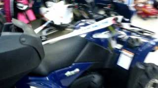 9. VTT suzuki KingQuad 750 power steering 2010