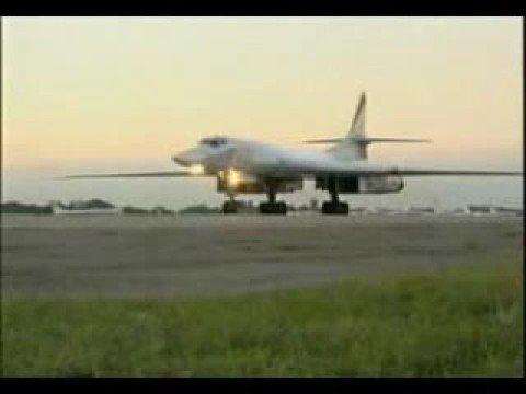 The Tupolev Tu-160 (Russian: Туполев...