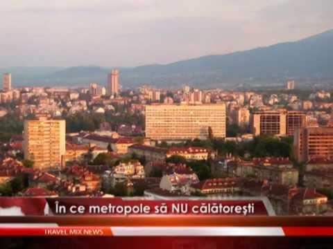 În ce metropole să NU călătoreşti – VIDEO