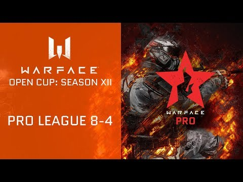 Warface Open Cup: Season XII. Pro League 8-4