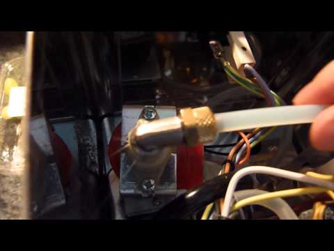 Gaggia Classic new water leak between pipe and pump (fixed)