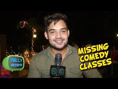 Sraman Jain Misses Comedy Classes | Copies Bharti