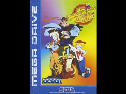 The Adventures of Mighty Max Megadrive