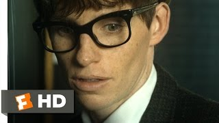 The Theory Of Everything  1 10  Movie Clip   The Black Hole Thesis  2014  Hd
