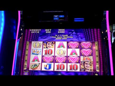 slot - This is a slot bonus win on Harlequin Hearts at Sugar House.