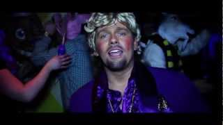 Johnny Purple ft. café Lemans - Een geit in 't café (Carnaval 2013)