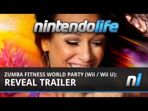 zumba fitness world party usa wii