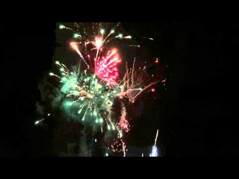 Feuerwerk HEM Expert Wiesloch 18.10.14