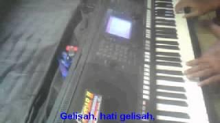 Video Kerinduan Rhoma Irama Karaoke Yamaha PSR S750 MP3, 3GP, MP4, WEBM, AVI, FLV Desember 2018