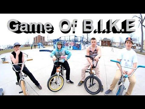 Atkinson Skatepark Game Of B.I.K.E