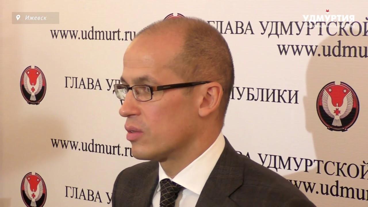 Александр Бречалов прокомментировал ситуацию в дорожной отрасли Удмуртии