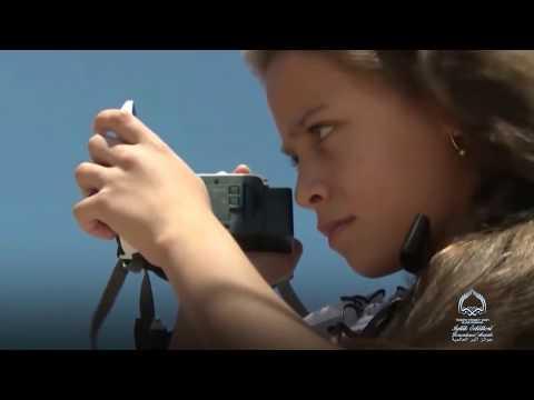 "Filistinin En Küçük Gazetecisi ""Janna Jihad"""