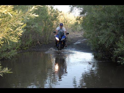 Hurjaa menoa: Yamaha R6 Off road