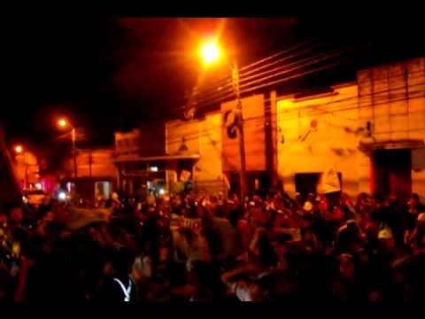 RVS Previo a la final de la Copa Postobon 2014 - Revolución Vinotinto Sur - Tolima