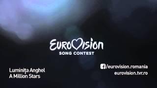 Rumänien-Luminiţa Anghel - A Milion Stars (Finala Eurovision România 2015)