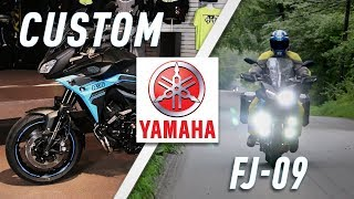 9. Sport Touring Accessories on the Yamaha FJ-09 | TwistedThrottle.com
