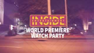 Inside Entertainment℠ TV | Premiere Party Invitation Film