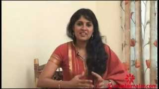 VIP Interview Videos - Charulatha Mani