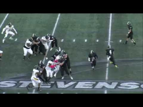 Stevenson Football Reverse, Flea Flicker Touchdown