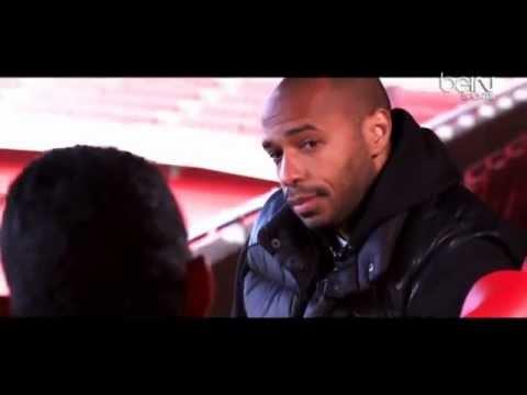 Thierry Henry se confie au Club du dimanche - beIN Sports (видео)